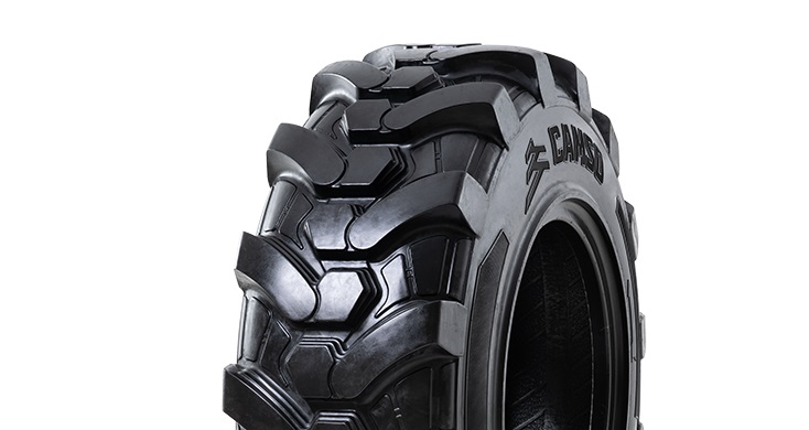 Camso launches bias ag/industrial tire for Europe/Middle