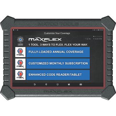 Matco Tools debuts Android-based MaxFlex diagnostic tablet