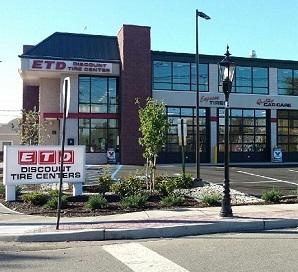 Etd Discount Tire Opens 8th Nj Store