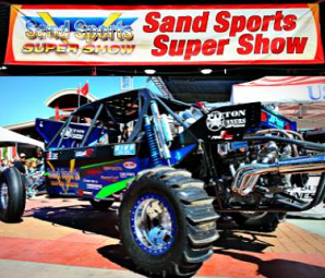4-Wheel-Parts,-UTV-Underground-Garage-at-super-show