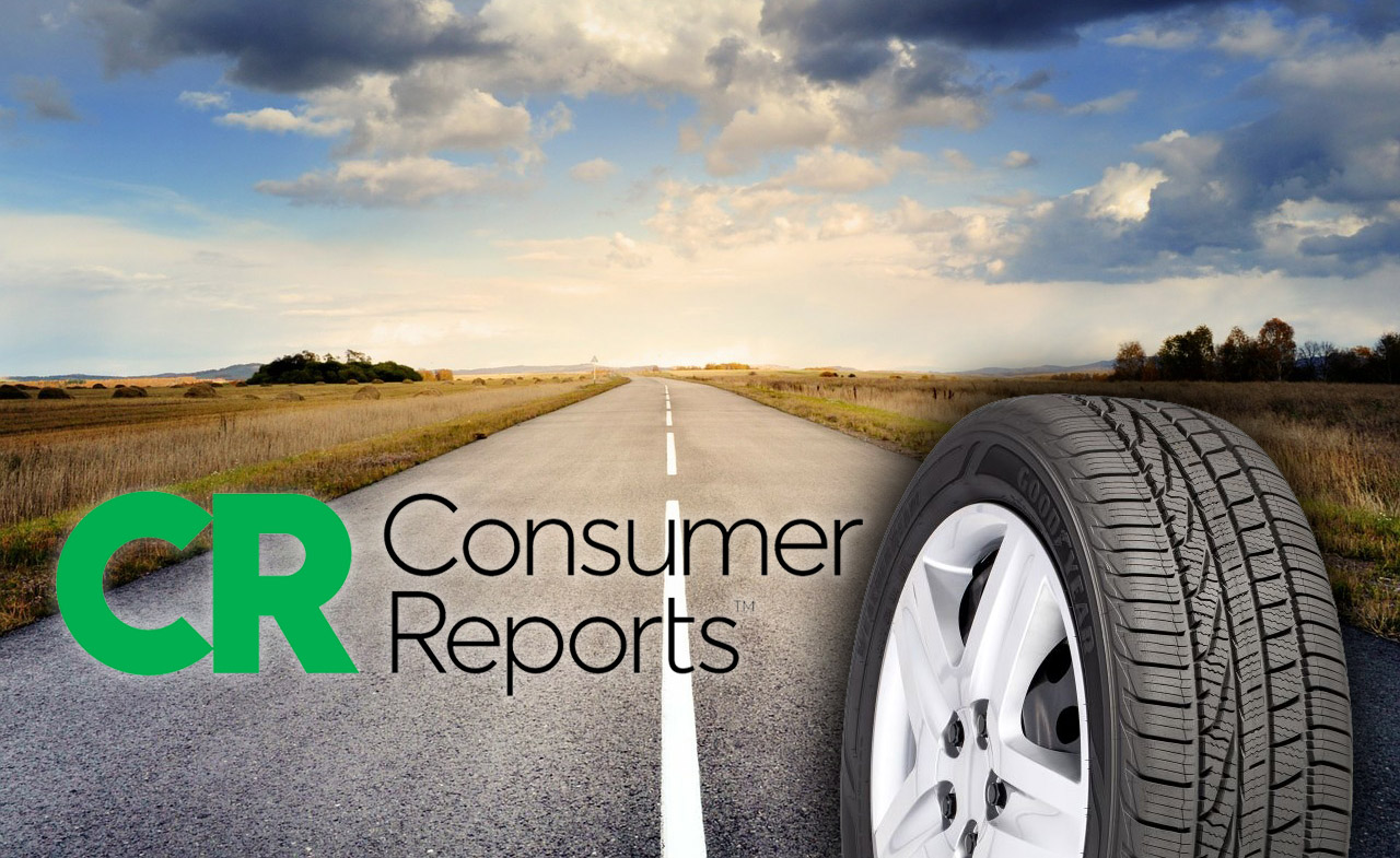 Best All Weather Tires 2021 Consumer Reports ranks Michelin, General, Cooper and Goodyear as