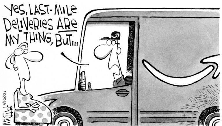 Our View: Commercial industry keeps on truckin'