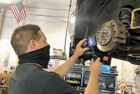 Video inspections grow group's customer-pay business