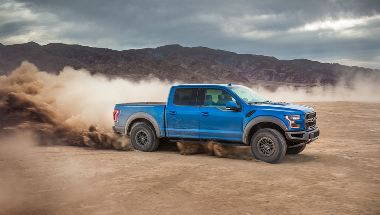 Ford recalling 84 F-150 pickups over spare tire issue