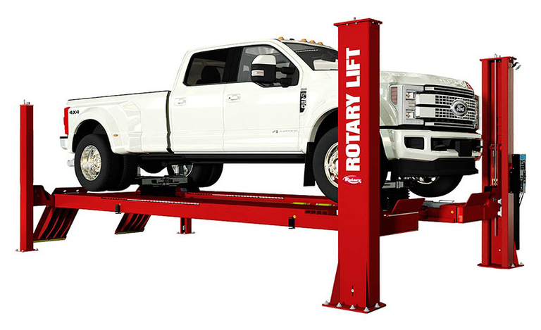 Rotary unveils ARO22 high-capacity alignment lift