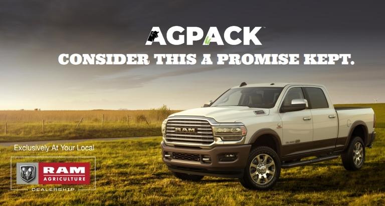 Michelin courting farmers, ranchers through Ram Trucks 'AgPack' initiative