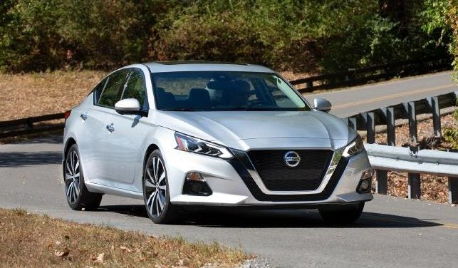Nissan recalling 2,200+ Altima S models due to potential tire issue