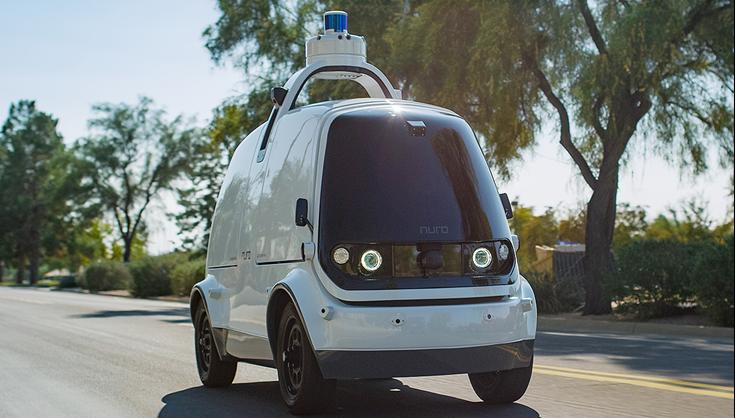California DMV OKs light-duty AV testing on public roads