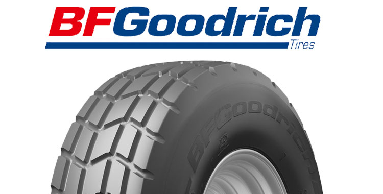 Michelin introduces BFGoodrich farm implement tire