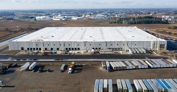 Bridgestone Canada opens warehouse near Hamilton, Ontario