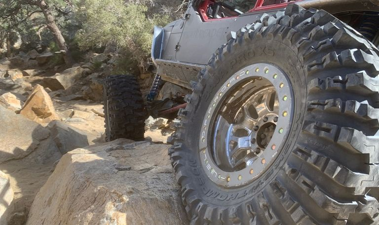 Mickey Thompson adds 'tallest' LT tire, Baja Pro XS