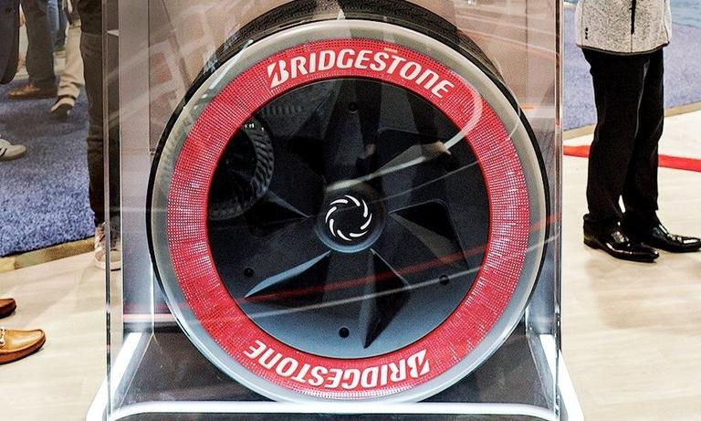 Bridgestone targeting truck segment with airless technology