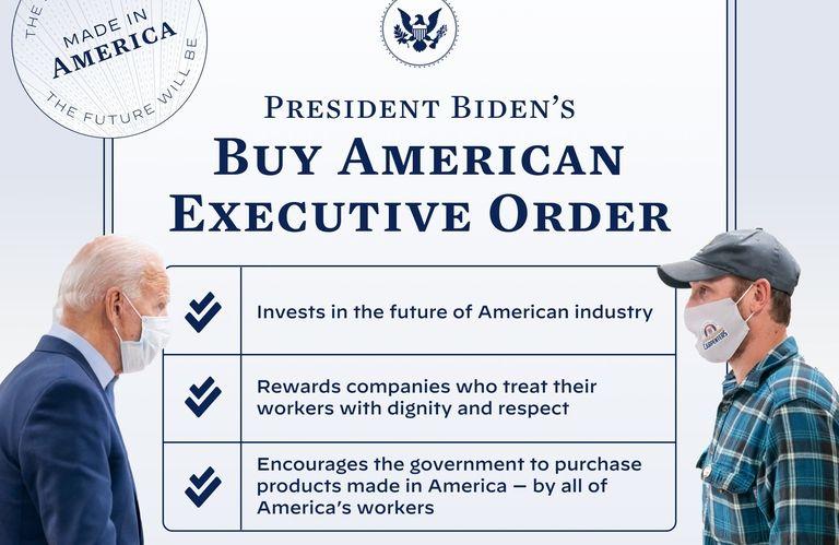 Carlstar endorses Biden's Buy American executive order