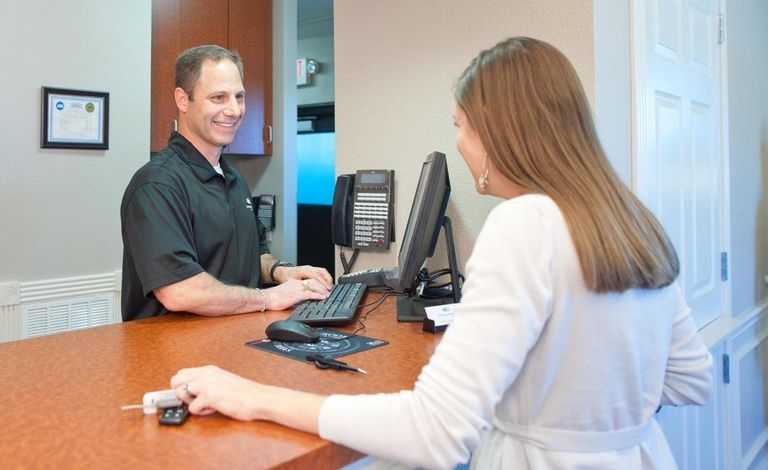 J.D. Power survey: Quick greeting key to customer satisfaction