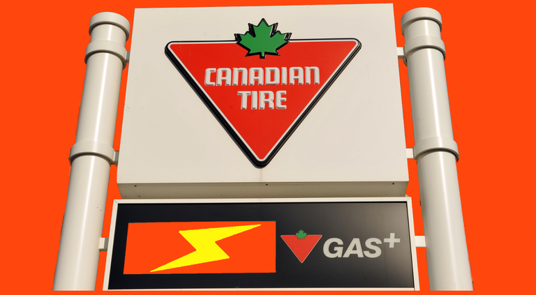 Canadian Tire to install EV charging stations at 90 retail stores