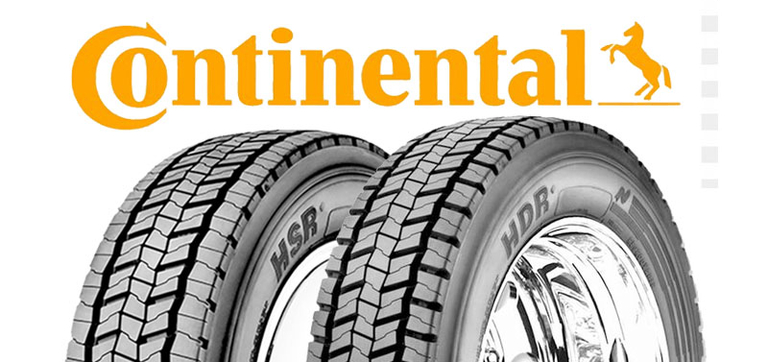 "Conti adding pair of 19.5"" regional on/off-road truck tires"