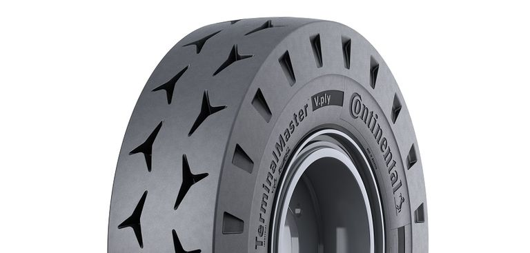 Conti rebrands port tires 'TerminalMaster' to reflect broadened application range