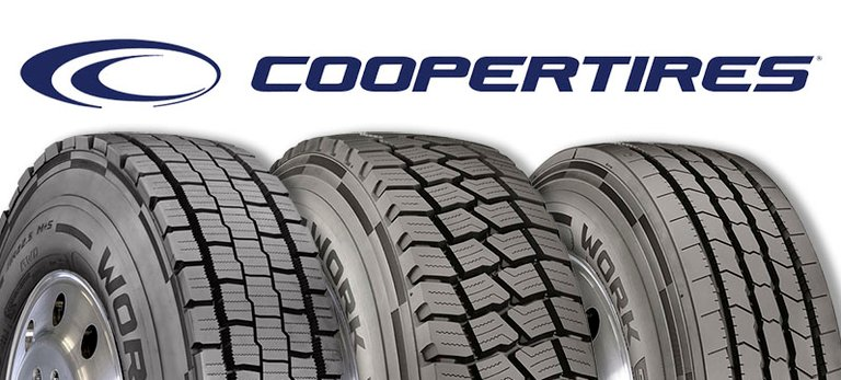 """Cooper adding 19.5"""" delivery sizes to Work Series truck tire line"""