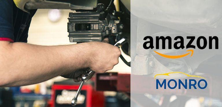 Monro expands Amazon tire installation locations