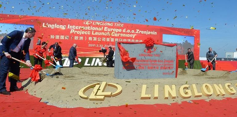 Serbian enviro group sues Linglong over tire plant construction