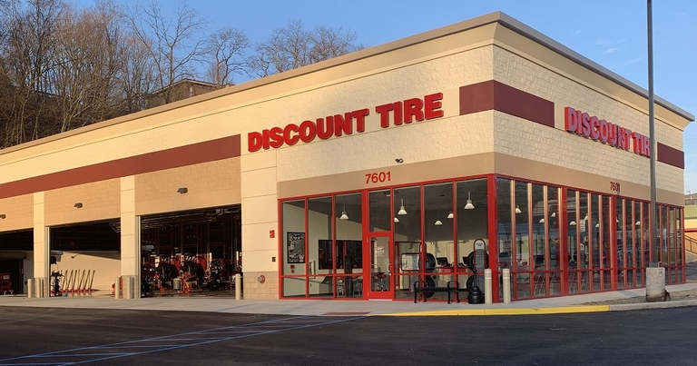 Discount Tire opens 1st store in Pa.; network grows to 1,062 outlets