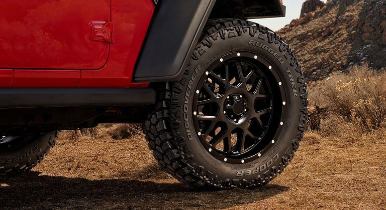 Cooper adds Rugged Trek all-terrain to Discoverer LT/SUV tire line
