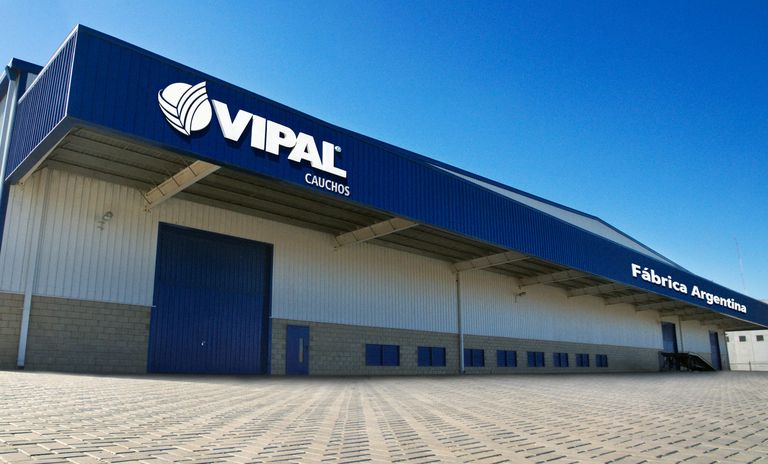 Vipal Rubber opens tread rubber plant in Argentina