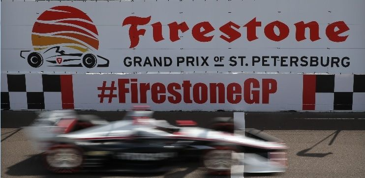 Firestone to sponsor St. Pete IndyCar race through 2023