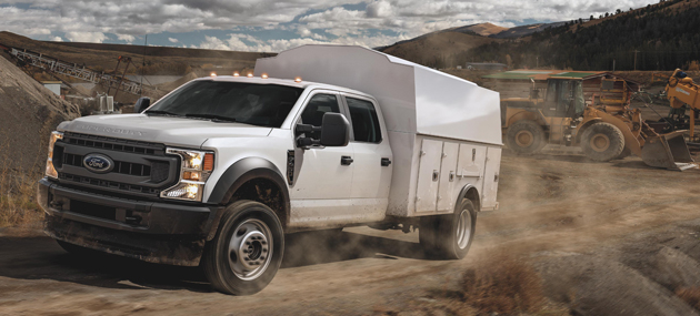Ford adds Hankook as OE supplier to F-450/550 Super Duty pickups