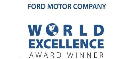 Goodyear, Maxxis earn Ford World Excellence awards