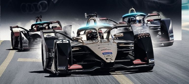 Hankook to succeed Michelin as tire partner for Formula E series
