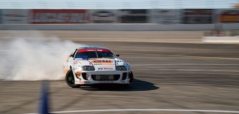 GT Radial named Formula Drift PROSPEC spec tire