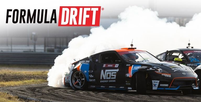 Federal approved as 5th Formula Drift tire supplier