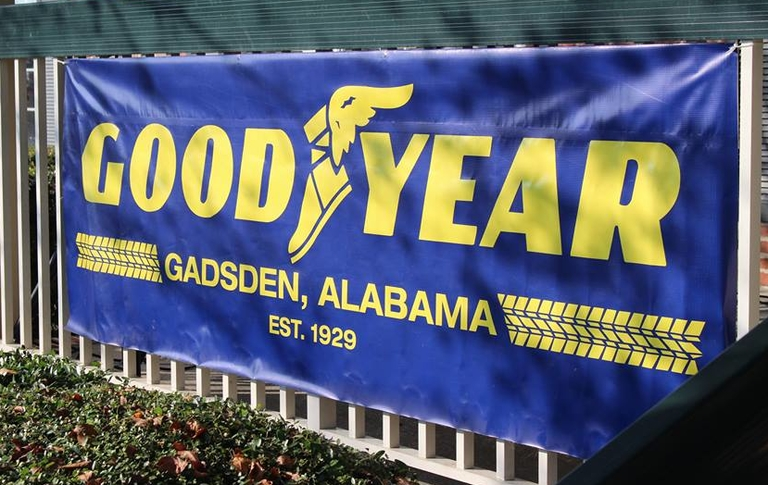 Goodyear lays off 105 at Gadsden, cuts production
