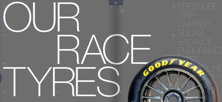 Goodyear to highlight international racing effort in 'GoRacing' e-magazine