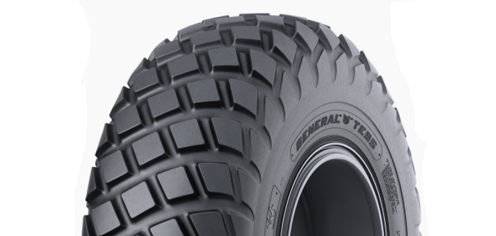Conti adds compactor tire to General-brand earthmover line