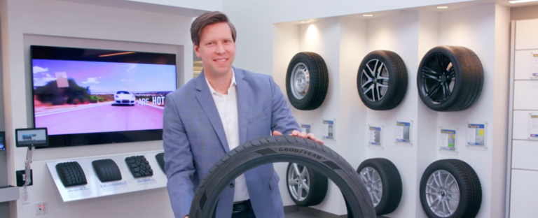 Goodyear, Dutch research entity collaborating on 'intelligent' brake system project