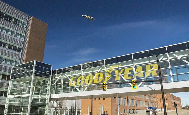 A big week for Goodyear: News you may have missed