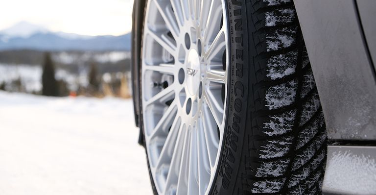 Goodyear's WinterCommand Ultra tire available for purchase