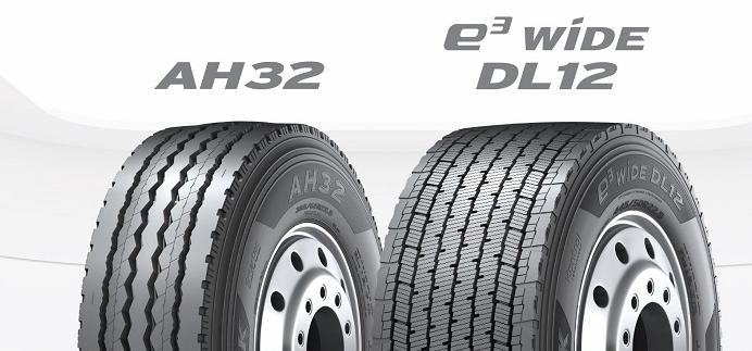 Hankook adds pair of wide-base TBR tires to N. American portfolio