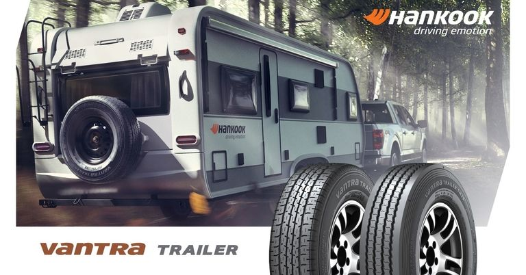 Hankook unveils Vantra specialty trailer tires