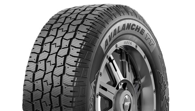Hercules upgrades Avalanche winter tire lineup with LT product