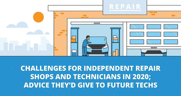 IMR: Training a challenge for repair shops, technicians