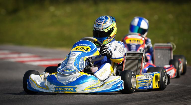 Bridgestone to exit kart-tire sector by year-end 2022