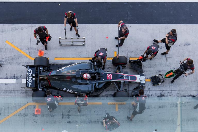 Pirelli cancela la prueba del neumático de la F1 después de un intento de robo