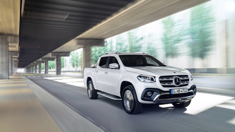 Mercedes X class not built with truck-hungry U.S. market in mind