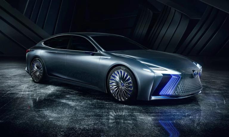 Lexus prepares to introduce Level 2 autonomous vehicle