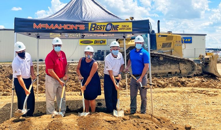 McMahon's Best-One breaks ground for 5th Fort Wayne store