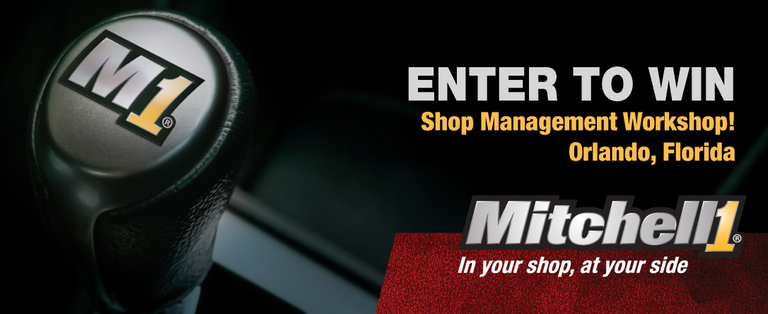 Sweepstakes offers trip to Mitchel 1 shop management workshop