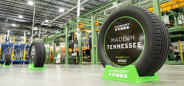 Nokian to hire 50 workers at Tenn. plant